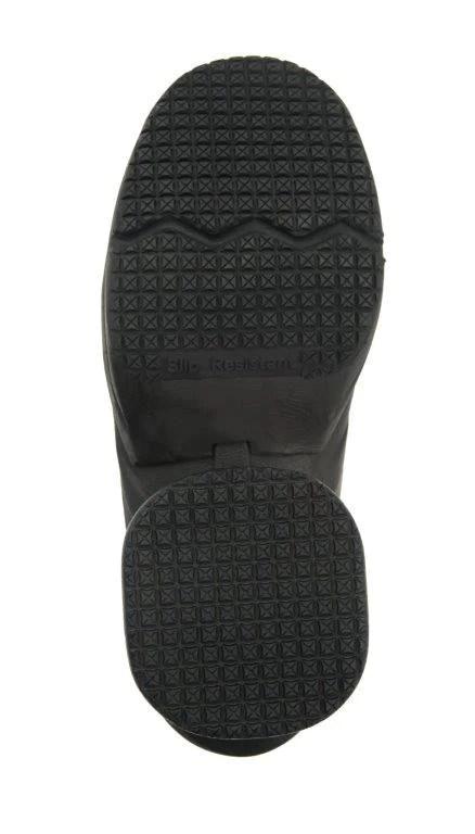 Z Coil Spring Shoes L Legend Black Slip Resistant With Open Coil