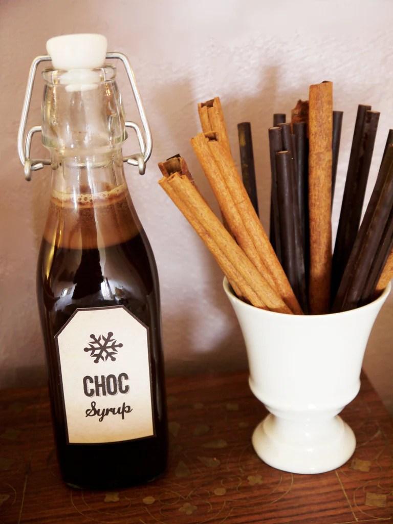 Fullsize Of Hot Chocolate Bar