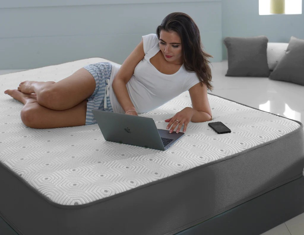 Single Pocket Sprung Memory Foam Mattress Revive Eu Single Pocket Sprung Memory Foam Sublime Mattress