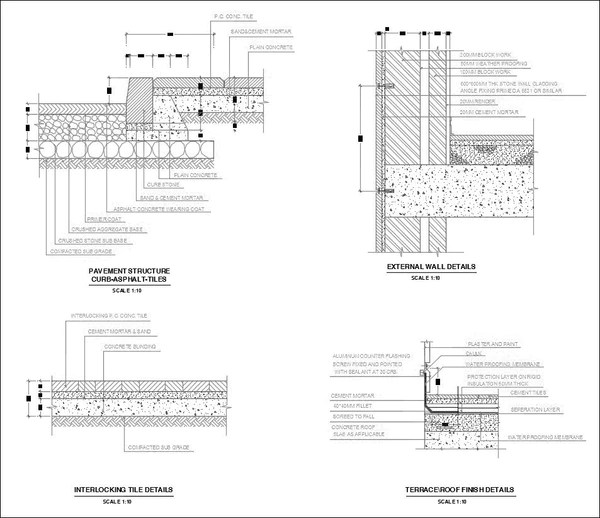 electrical drawing cad