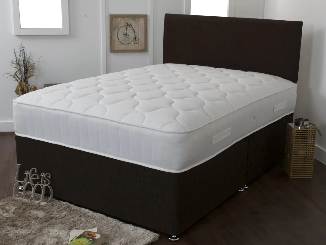 Single Pocket Sprung Memory Foam Mattress 3000 Bamboo Memory Foam Pocket Sprung Mattress Drift Away Beds