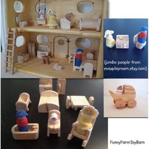 Medium Crop Of Doll House Furniture