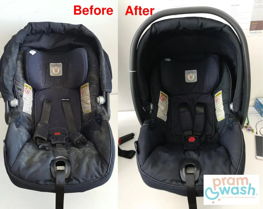 Newborn In Pram Seat What To Do When Your Stroller Or Car Seat Has Been Attacked