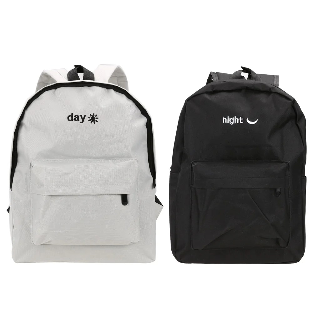 Travel Rucksack Shoulder Schoolbag Travel Rucksack Mountain Backpack Day Night Embroidery Hiking Camping P2704