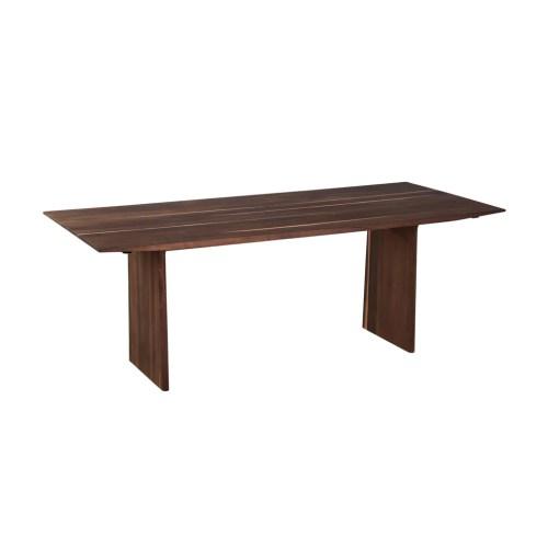 Medium Of Walnut Dining Table