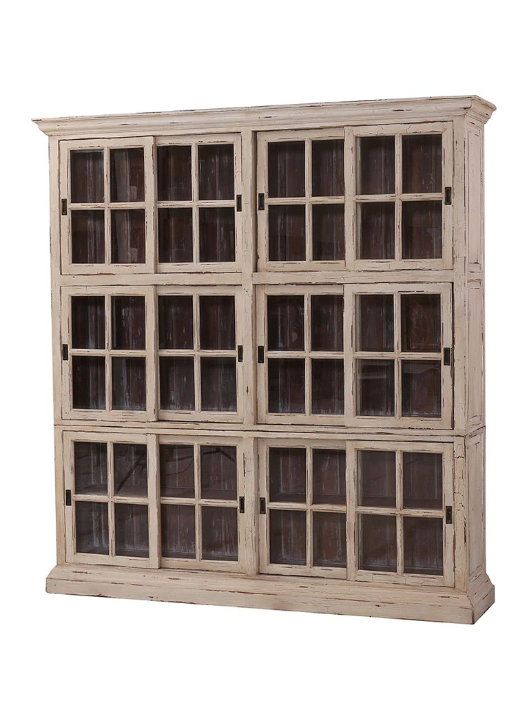 Vintage Bookcase English 86