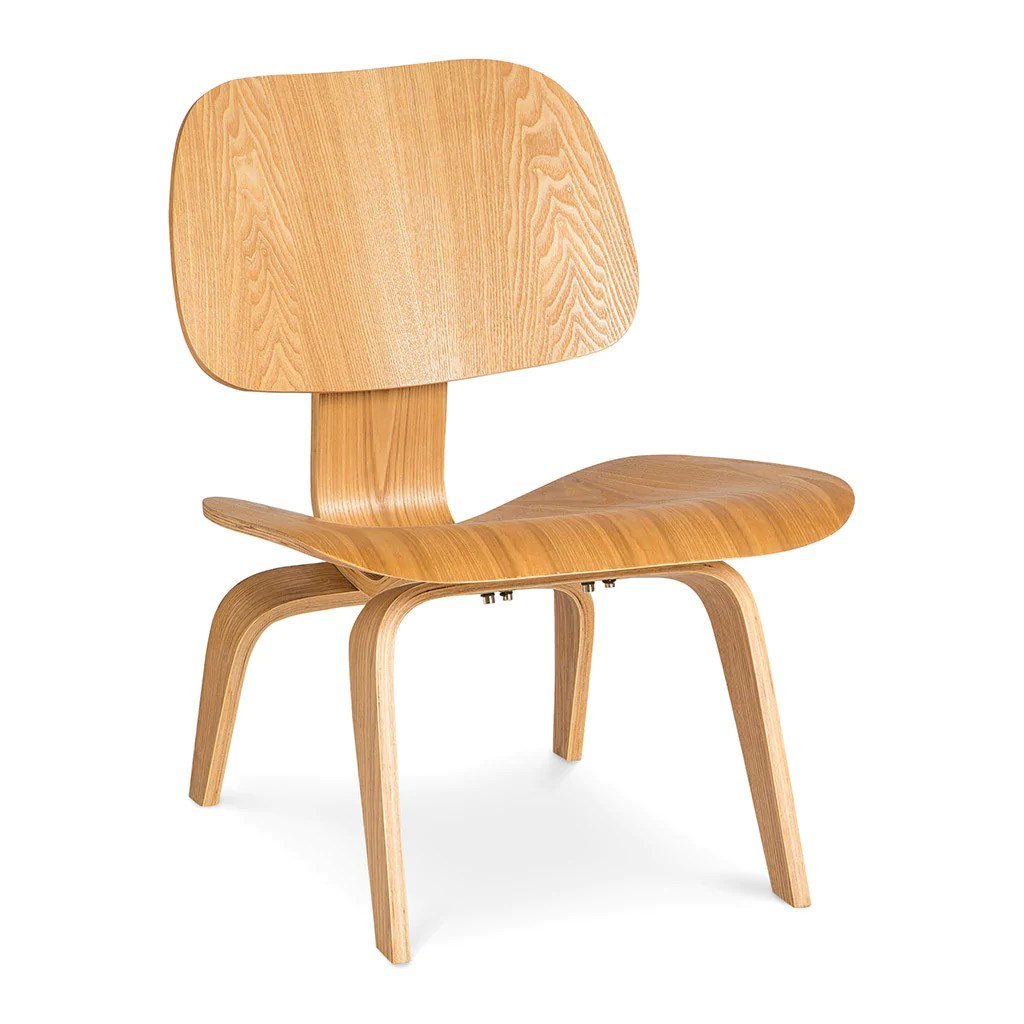 Eames Plywood Chair Eames Moulded Plywood Lounge Chair Lcw Replica