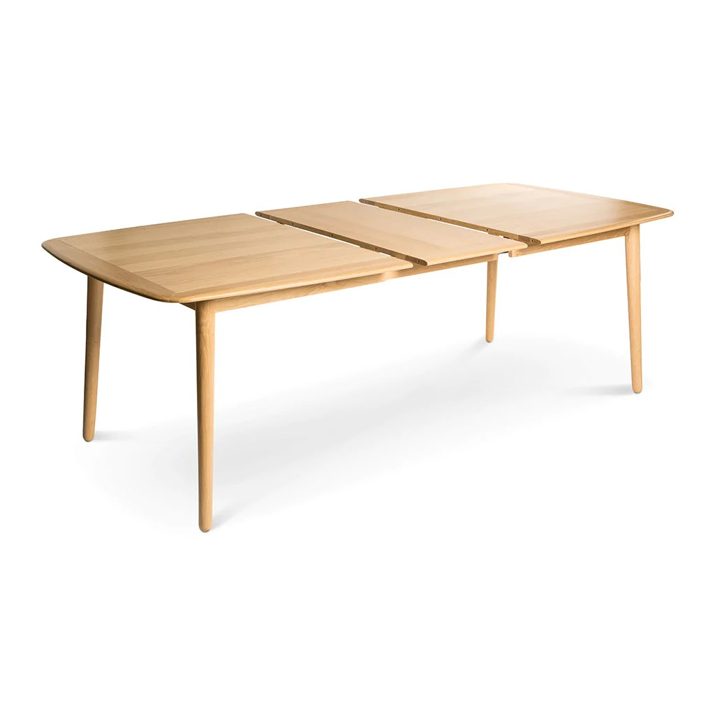Japanese Dining Table For Sale Natsumi Modern Japanese Wooden Extendable Dining Table