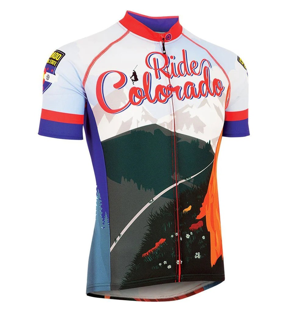 Retro Jerseys Men S Colorado Retro Jersey