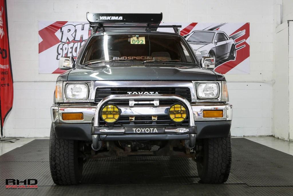 1990 Toyota Hilux Surf Rhd Specialties Llc