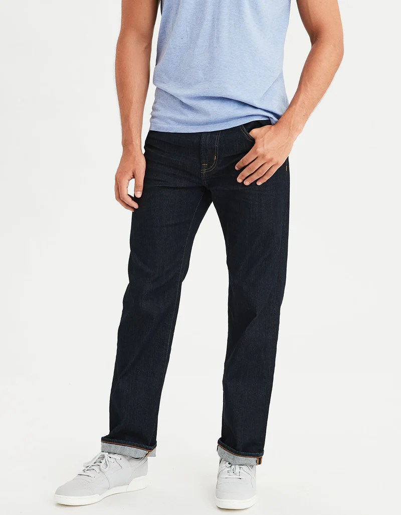 Tom Railor Tom Tailor Relaxed Straight Fit Deep Blue Jeans