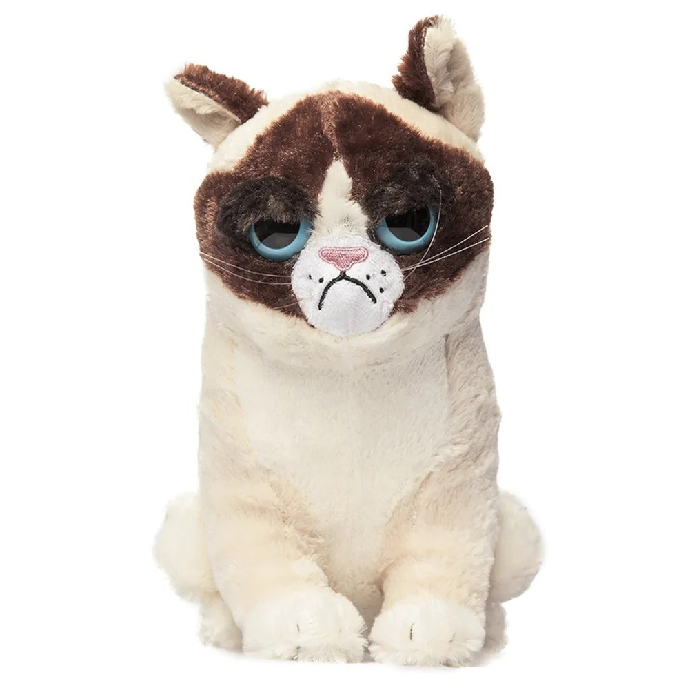 Cat Plush Toy Grumpy Cat Plush Toy