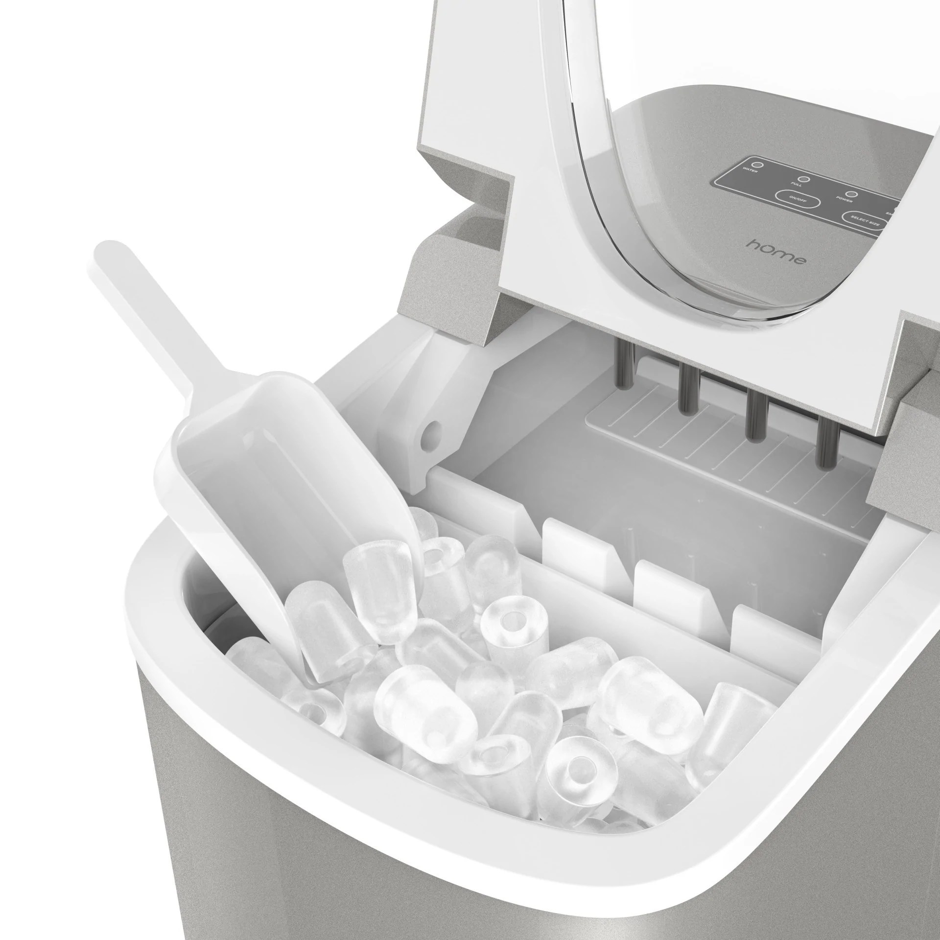 Chill Pill Countertop Ice Maker Home