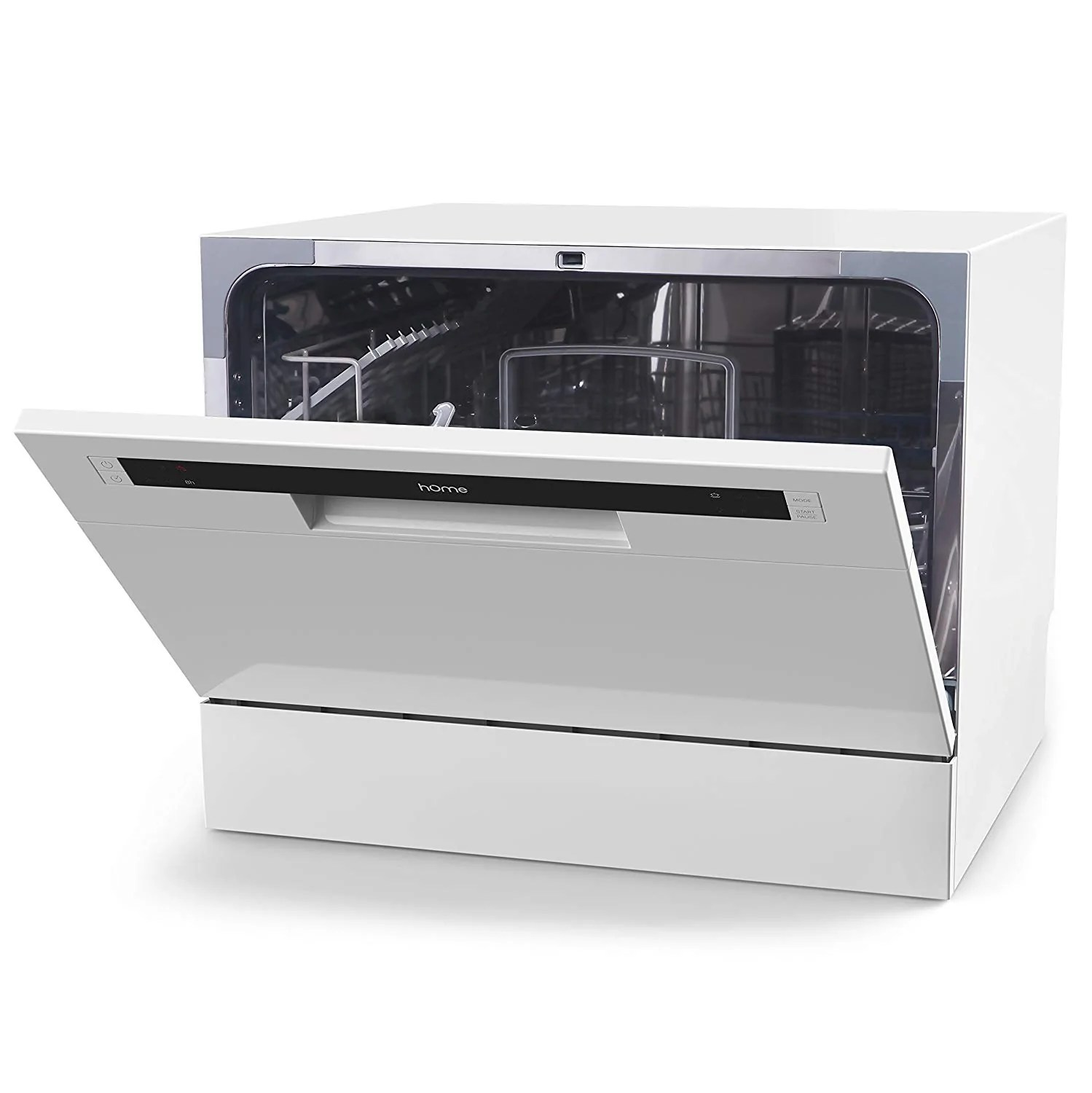 Countertop Glass Washer Compact Countertop Dishwasher Home