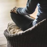 Rattan Meditation Chair - Gaiam