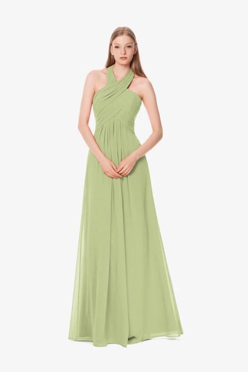 Medium Of Sage Bridesmaid Dresses