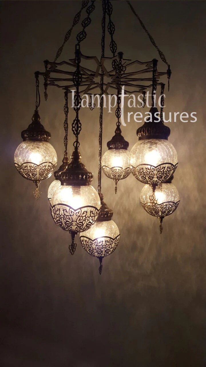 Glass Lamp Ceiling Glass Chandelier Ceiling Light Fixture