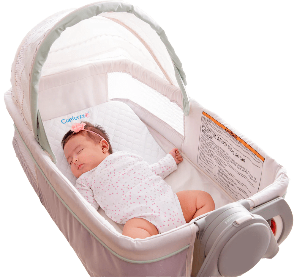 Newborn Bassinet Reflux Copy Of Conforzy Universal Bassinet Wedge Newborn Baby Reflux Reducer And Nasal Congestion Reducer Rectangular