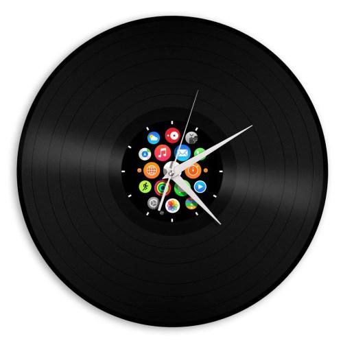 Medium Of Tech Wall Clock