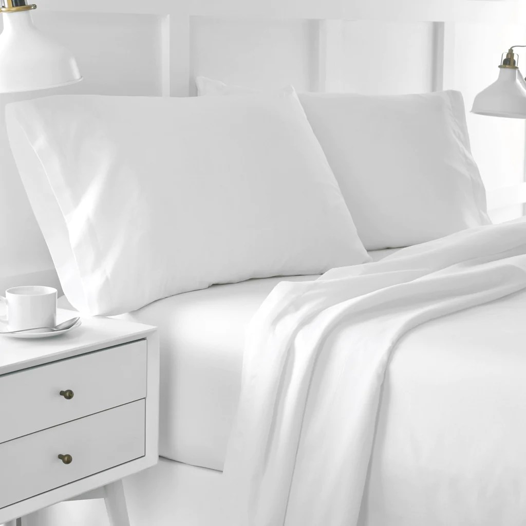 Cotton Sheets On Sale Organic Cotton Percale Sheet Set Under The Canopy