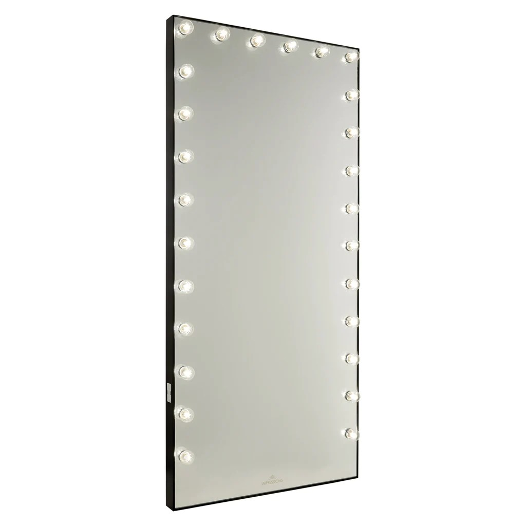 White Floor Mirror Impressions Vanity Co Shop Online Now Full Length Mirrors