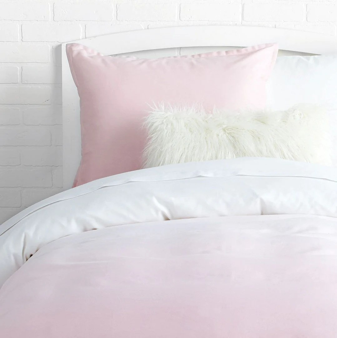 Pink Duvet Cover Pink Ombre Duvet Cover And Sham Set Twin Xl