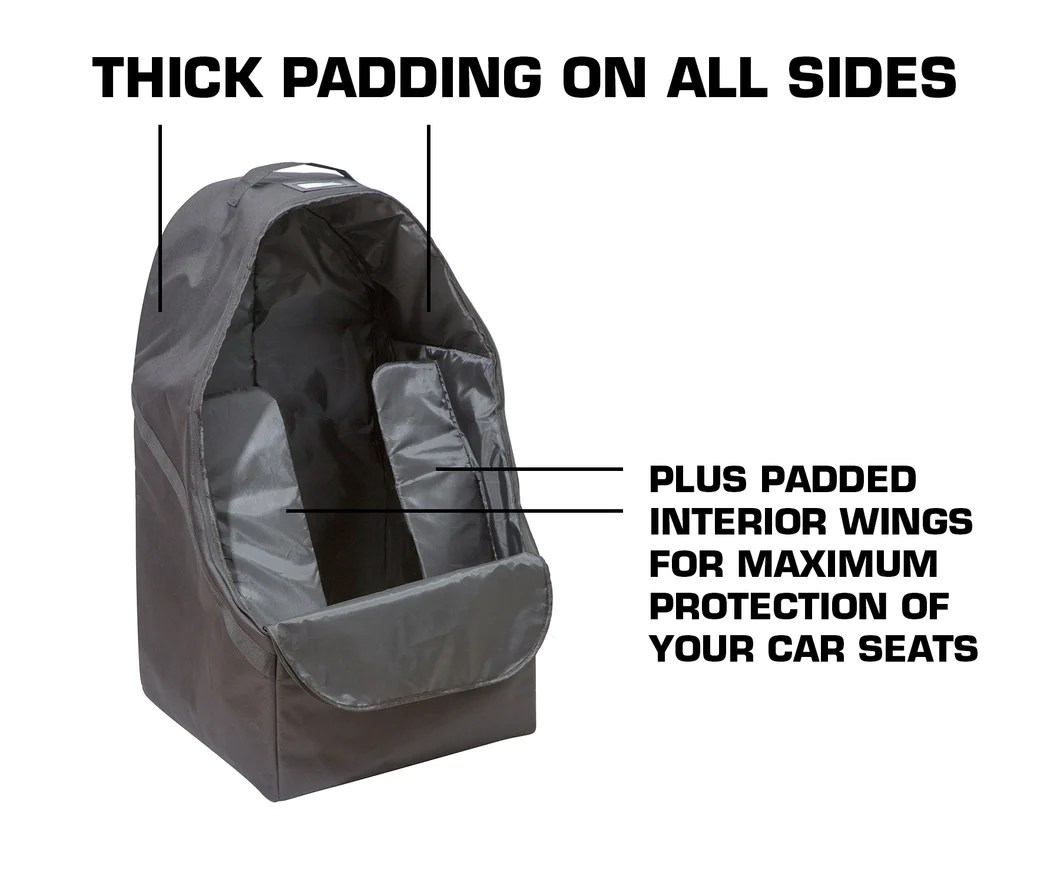 Fullsize Of Car Seat Travel Bag