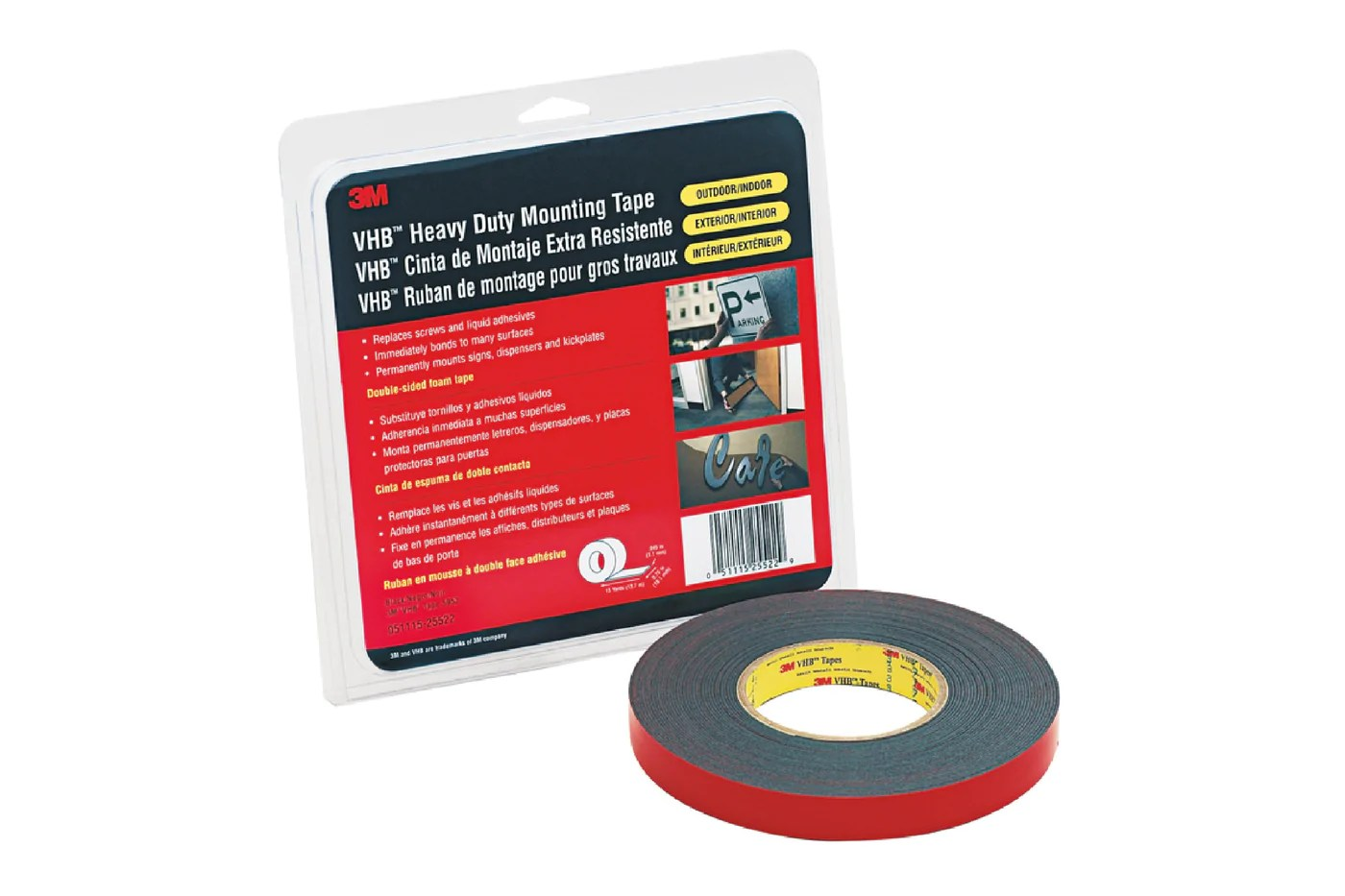 3m Vhb Tape Canada 3m 5952 Vhb Double Sided Tape