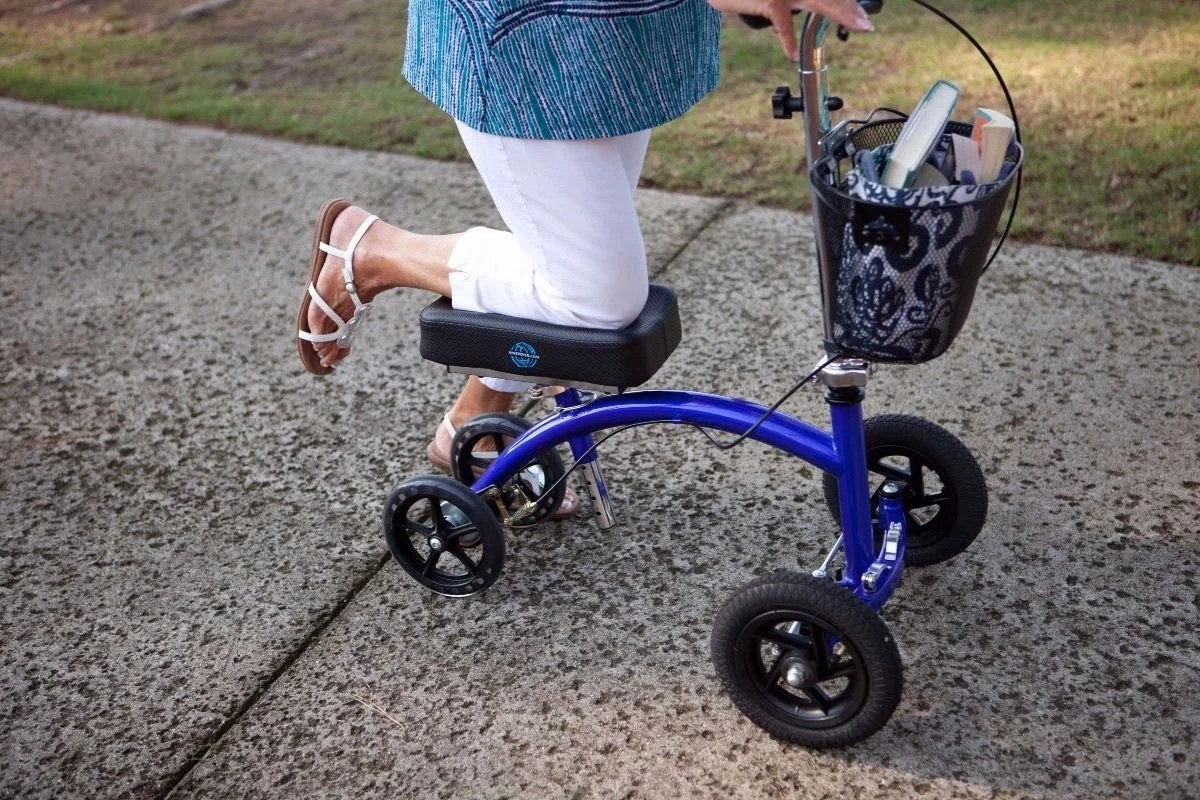 Best Knee Stroller 4 Reasons Why You Need To Use A Knee Scooter After Injury