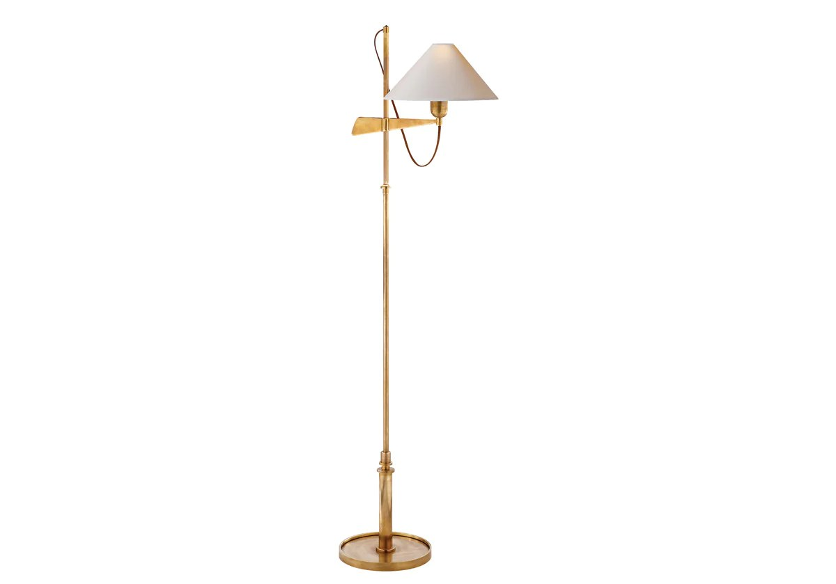 Arm Lamp Hargett Bridge Arm Floor Lamp