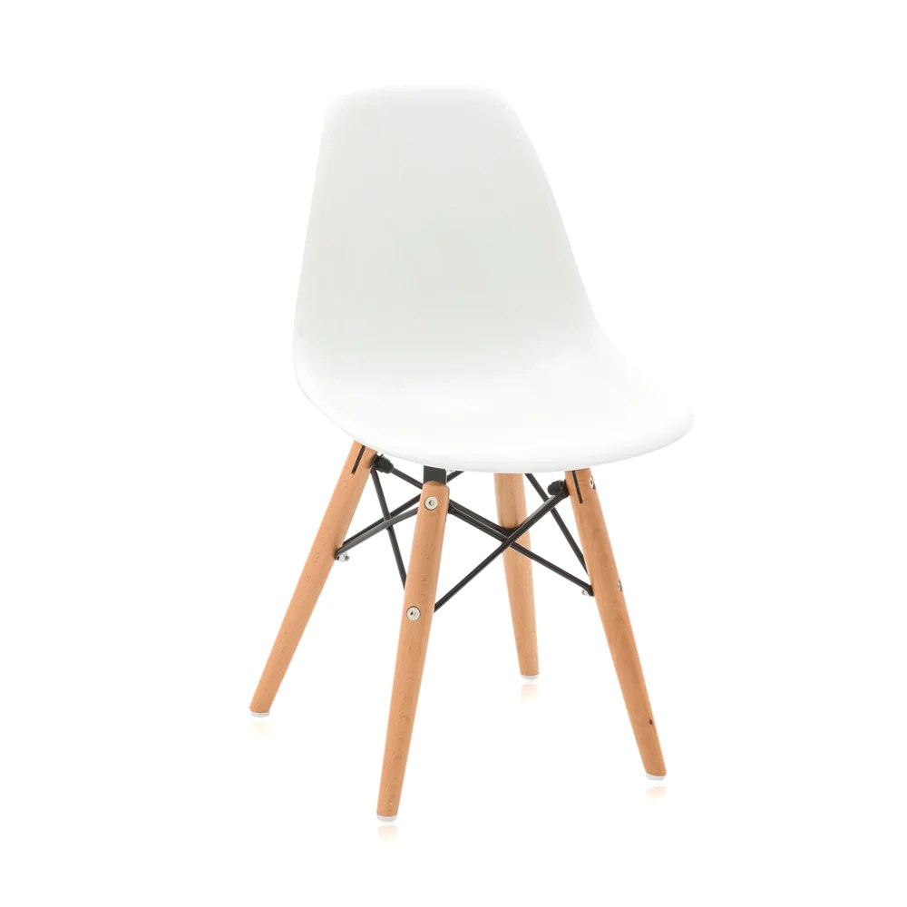 Eames Chair Beige White Children S Eames Chair