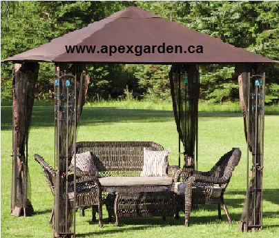Gazebo Canopy Top for Allen Roth, Zellers, the Bay, and ...