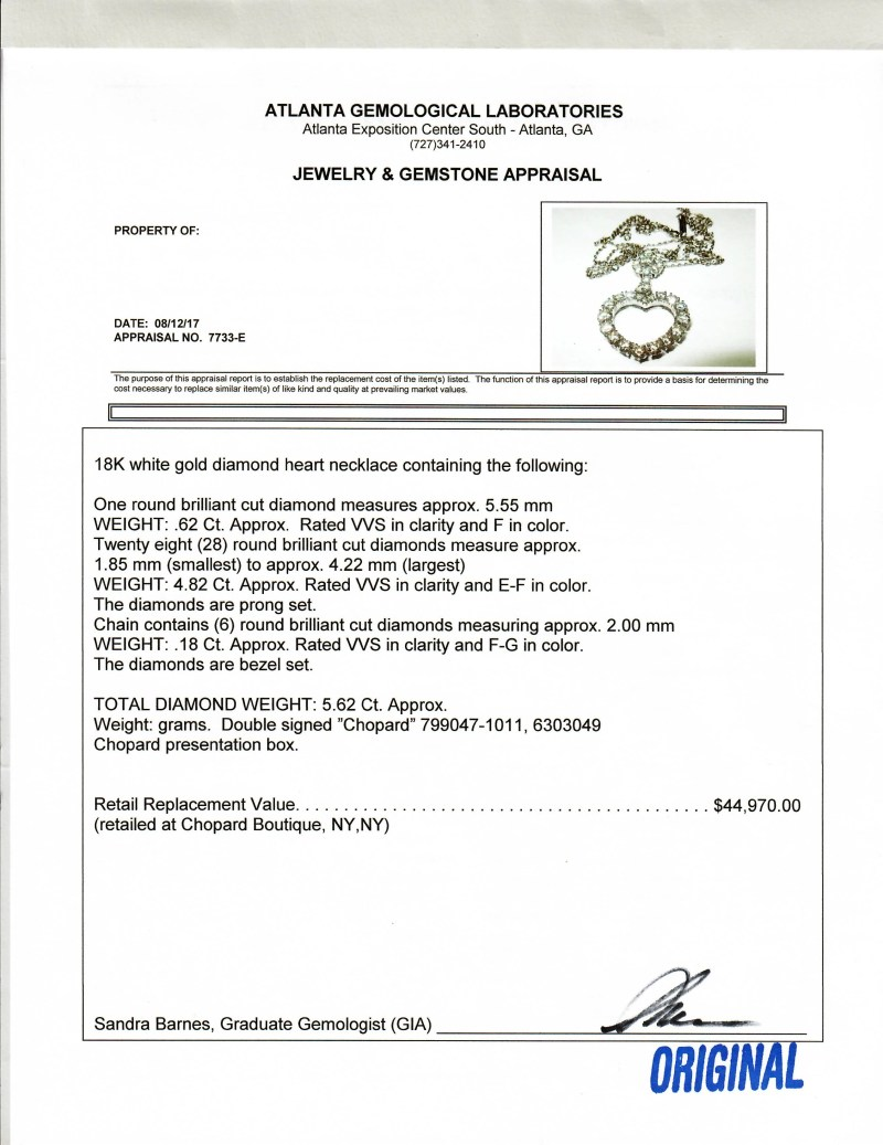 Large Of Jewelry Appraisal Cost