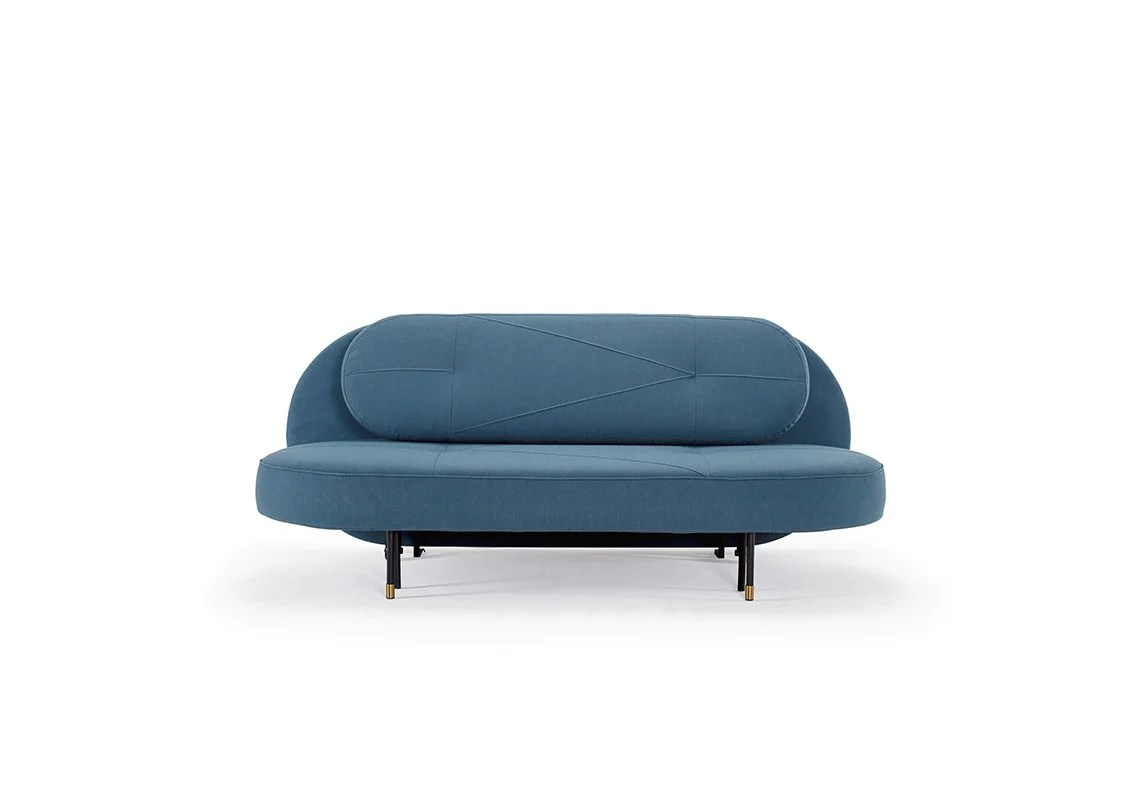 Sofa Petrol On Sale Filuca Sofa Bed By Innovation Living At Trade Source Furniture