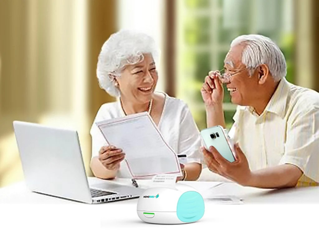 Senior Tech Useful And Easy To Use Gadget To Help Keep You In Touch With