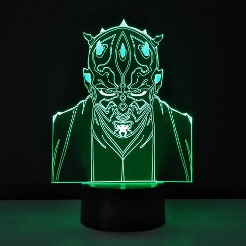 Medium Crop Of Star Wars Night Light