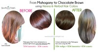 Dye your Gray Hair Chocolate Brown using Henna! Henna ...