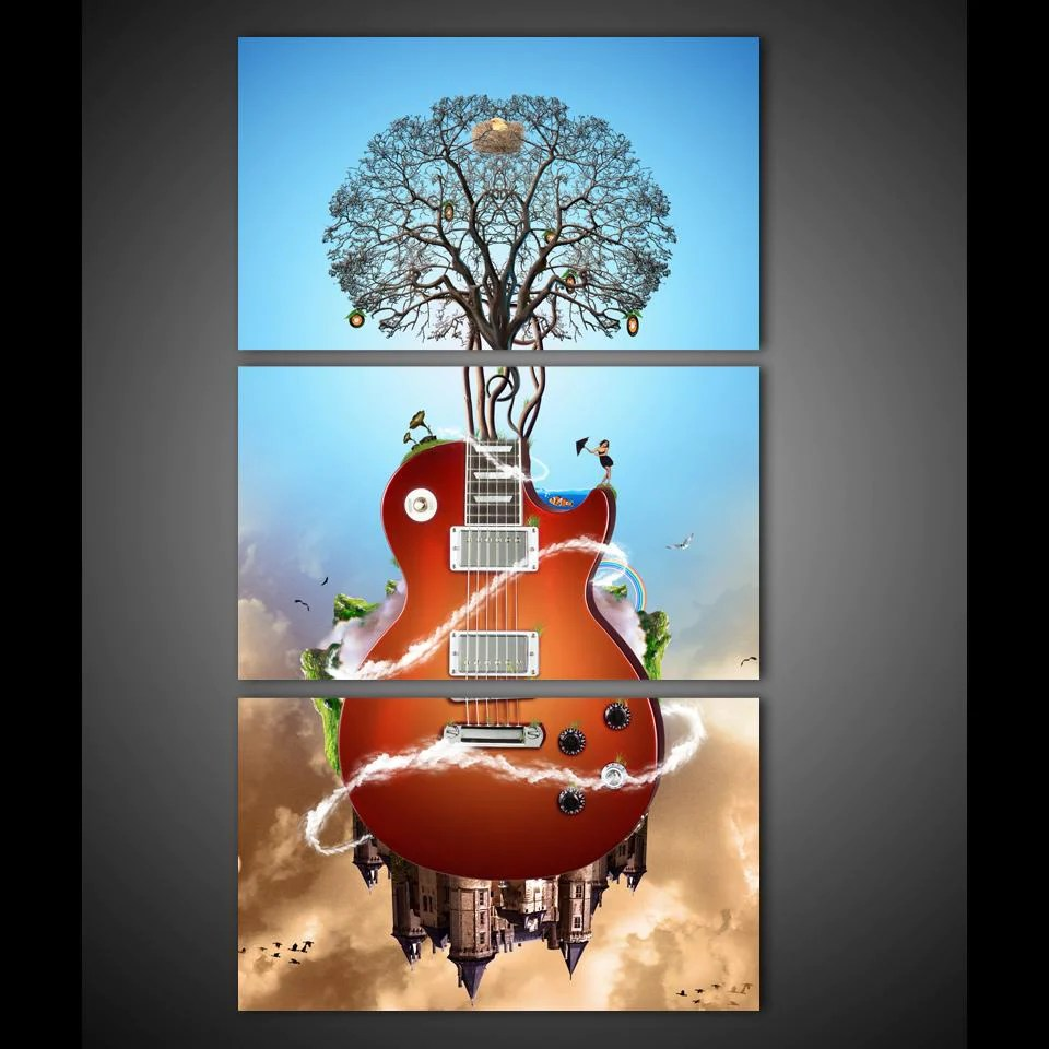 Stylized Hd Printed 3 Piece Canvas Art Music Guitar Painting Abstract Tree Wall S Living Room 6e48932f F937 4a4b B9db 5e996293bad7 2000x 3 Piece Canvas Art 3 Piece Canvas Art Birch Trees art 3 Piece Canvas Art