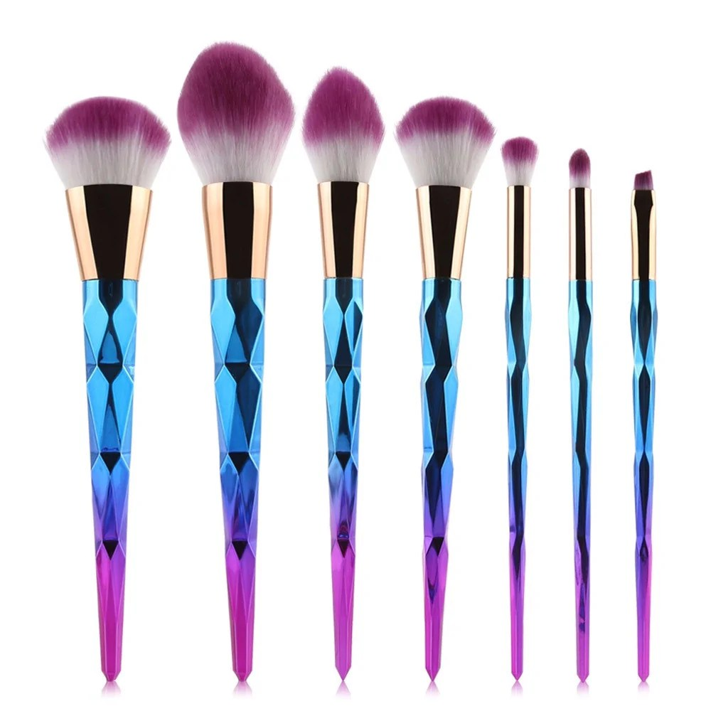Pinsel Set Einhorn Make Up Pinsel Set