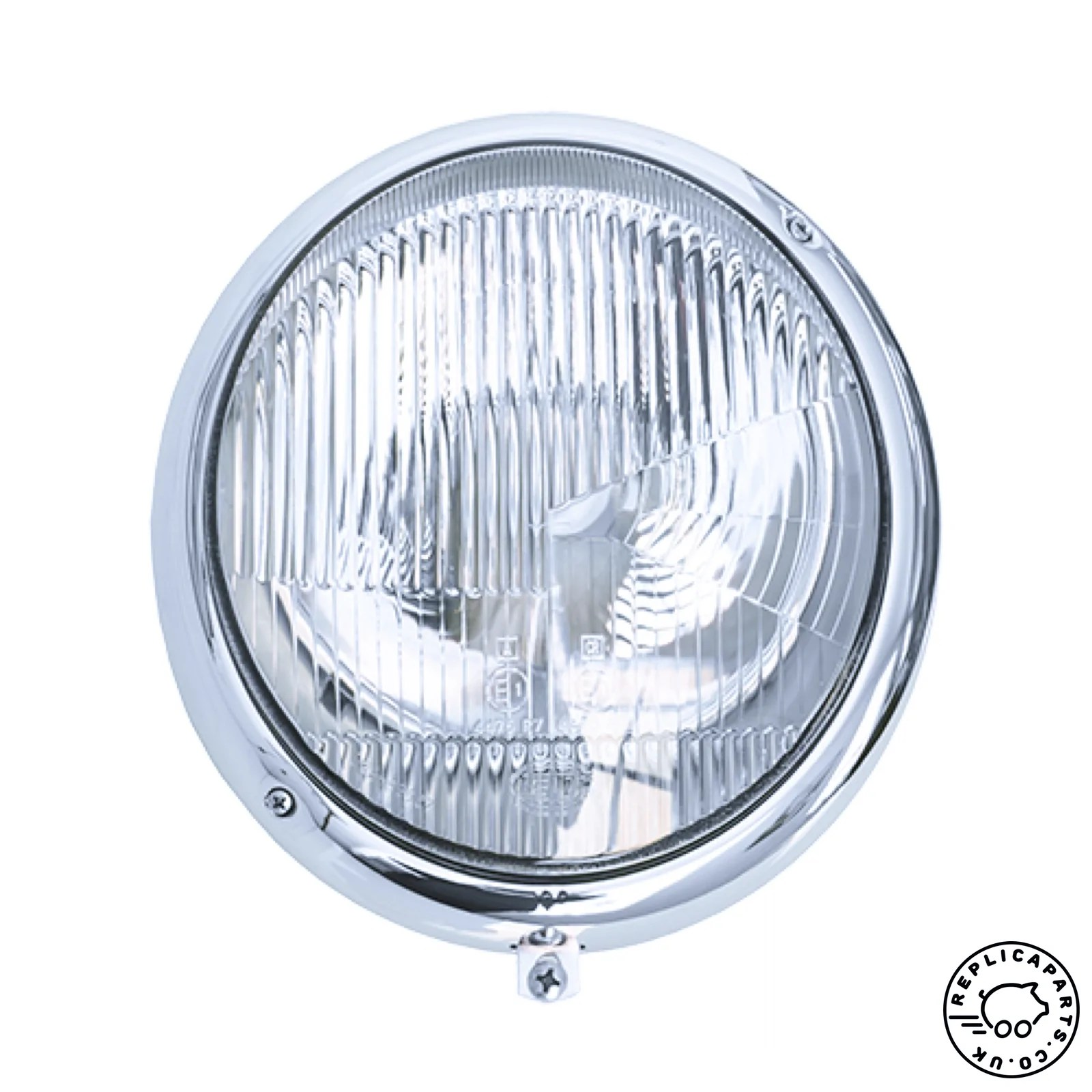 Hella Shop Details About Porsche 356 All Headlight Assembly Hella Euro Lhd Replaces 64463110101