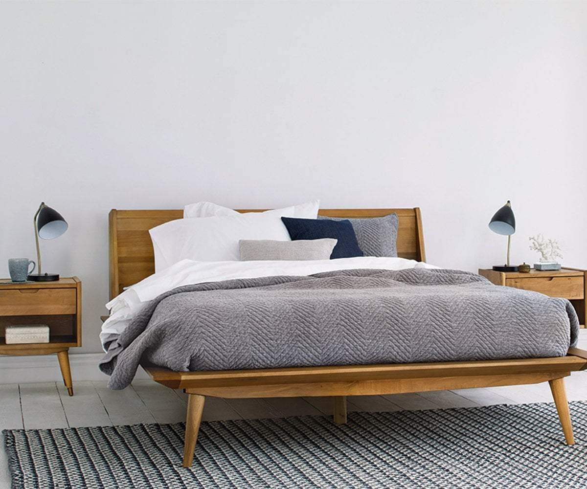 Scandinavian Furniture Bed Bolig Bed