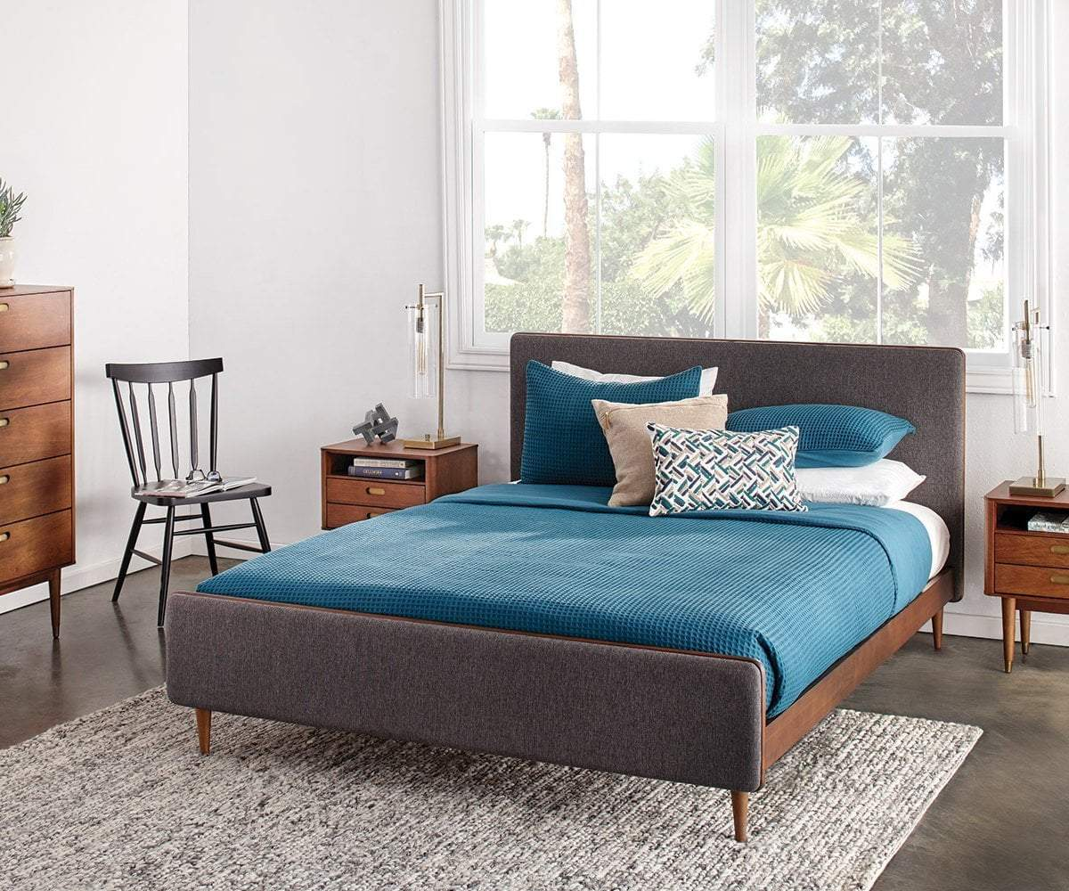 Scandinavian Furniture Bed Holfred Bed