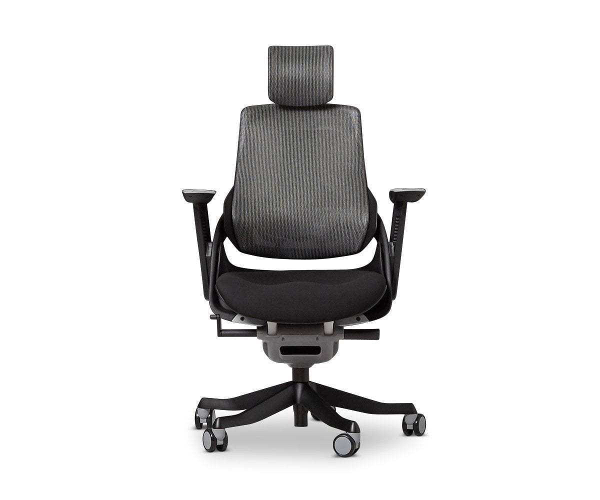 Grey Desk Chair Wau Desk Chair Black