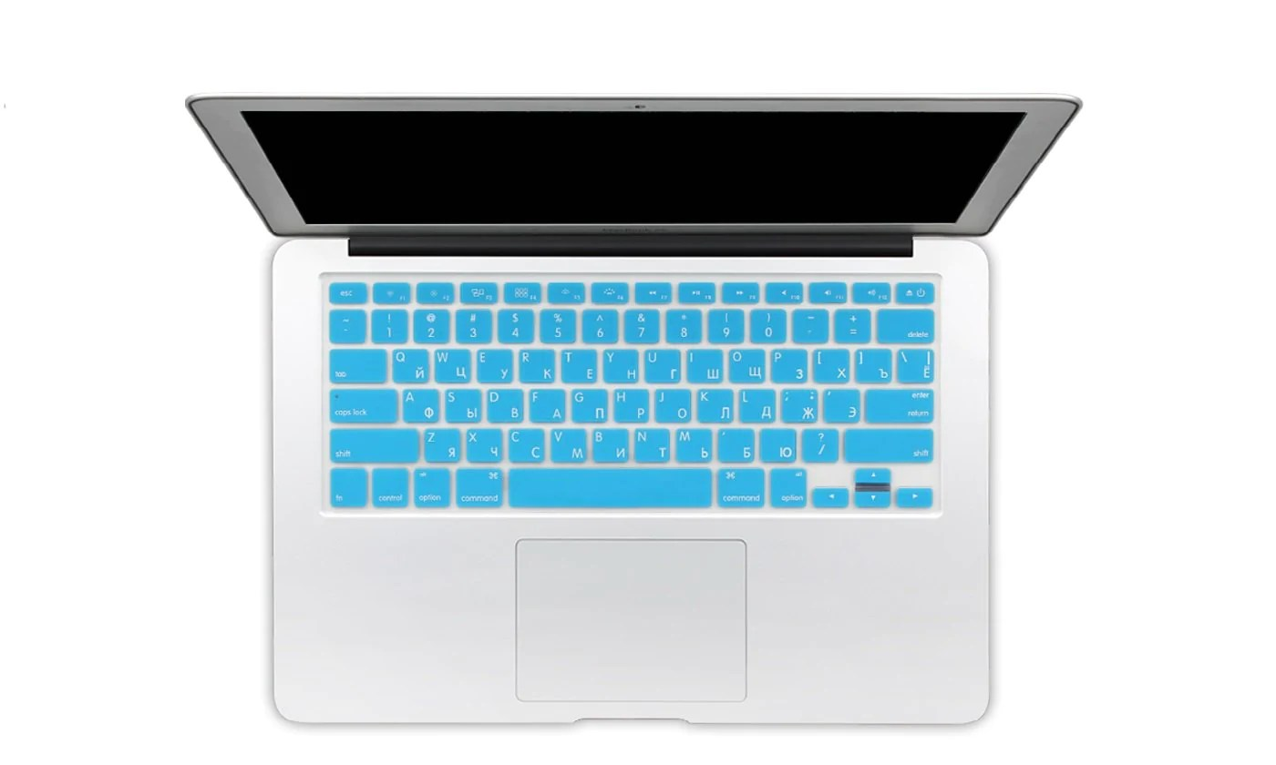Macbook Air 13 Pro Retina Silicone Keyboard Cover For Macbook Air 13 Pro Retina Protector