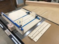 Plans for the Extreme Crosscut Miter Dado Table Saw Sled ...