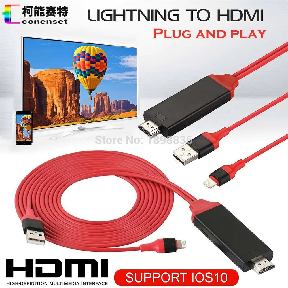 Buy Hdmi Smartmirror Hdmi Cable For Ios
