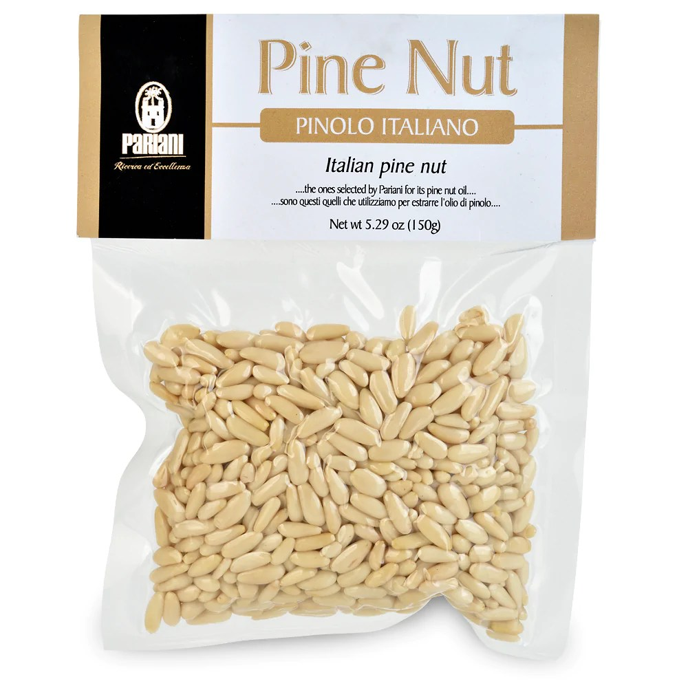 30 Liter Emmer Italian Pine Nuts From Pariani