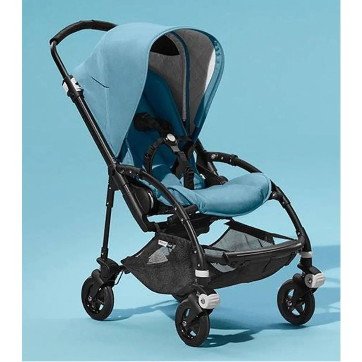 Bugaboo Bee With Buggy Board Bugaboo Bee 5 Track Limited Edition Black Chassis