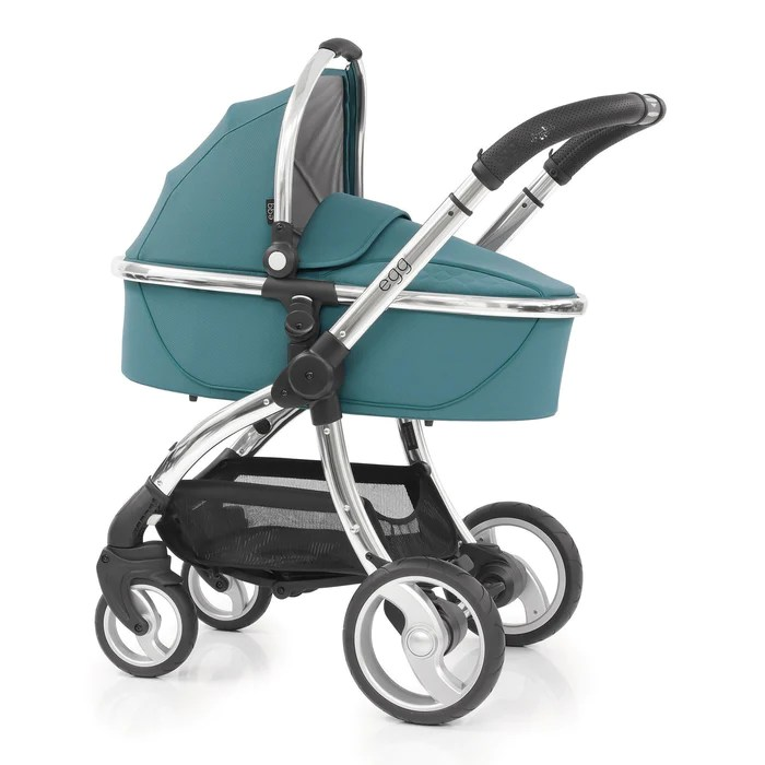 Bugaboo Pushchair Bag Egg Travel System Cool Mist With Cybex Cloud Z And Base