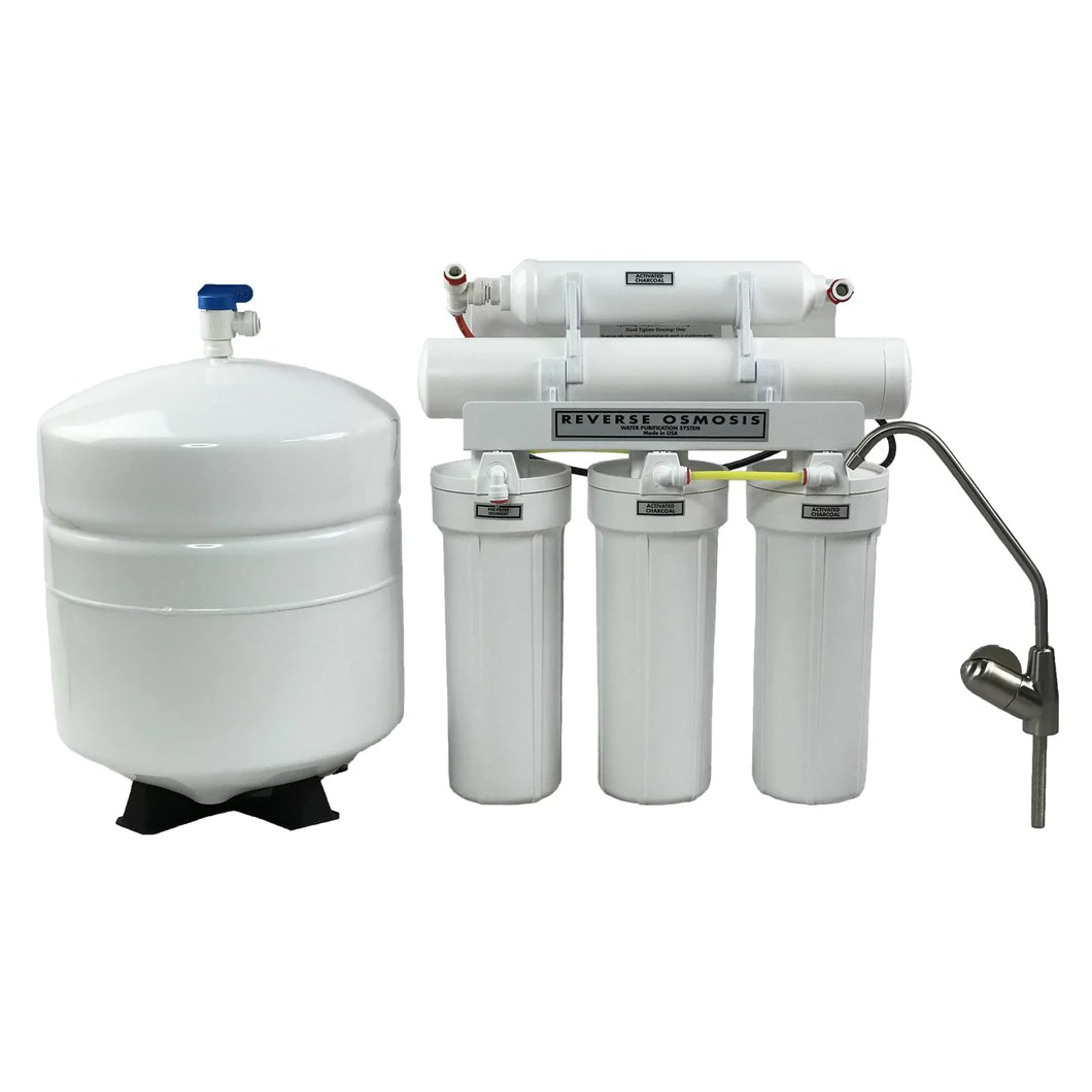 Reverse Osmosis Drinking Water System Abcwaters Built 5 Stage High Efficiency Ro Drinking Water Filter